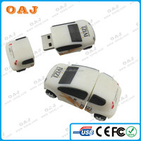 PVC Mini Car 2GB USB 2.0