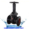 Stem gate valvegate valve for casing head and manifold