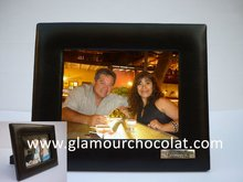Genuine Leather Picture Frame for Photos