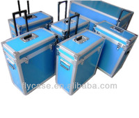 China abs and aluminum flight case flight case aluminum trolley