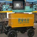 generador portátil para obras viales