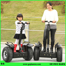 Light Weight two wheel self-balancing scooter price electric chariot