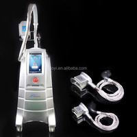 Vertical spa use cryo fat lipolyis fat freeze removal/ 4 cryo fat freeze handles system equipment for sale