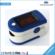 easy-to-use fingertip pulse digital oximeter with LED display