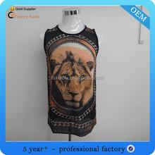 Wholesale custom logo fashion jersey t-shirt
