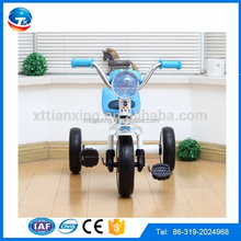High quality metal 3 wheel tricycle for kids,cheap price kids tricycle wholesale