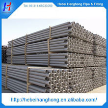 Trade Assurance Manufacturer 2 inch pvc pipe for water supply
