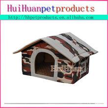 Decoration leather outside good quality large dog beds