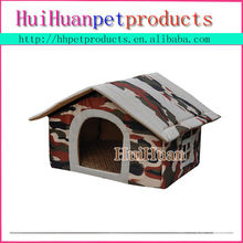 Decoration leather outside good quality large dog beds