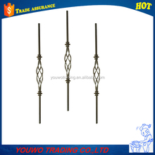Dcoration iron ornaments wrought steel spear decorative iron