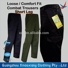 Mens lourd- devoir poche cargo pantalon de travail