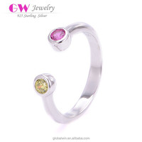 Indian Handmade Jewellery Finger Designs 925 Silver Ring