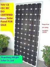 Photovoltaic Best Price Per Watt china panels solar 280w Tuv/ce/iso9001