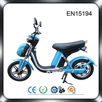 Race 48V 350W electric motorcycle with pedals