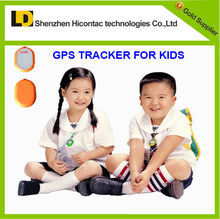 Factory Wholesale!!! Waterproof Mini GPS Tracker for Persons and Pets