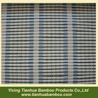 New fashionable multi colorful bamboo curtain/window blinds