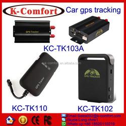 K-comfort factory price water-proof bag motorcycle/vehicle gps tracker