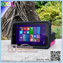 7 inch Rugged Cover Case Tablet Bumper, Case Cover Protective for HP Stream 7''