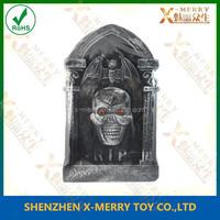 STOODLY Halloween Tombstone Headstone Prop Cemetery Graveyard HORROR