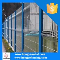 Top-selling High Quality Galvanized 3 Rail Fence