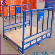warehouse stackable rack customized heavy duty wide selection metal stock factory supplier