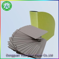 glossy surface grey paperboard paper mill for file folder