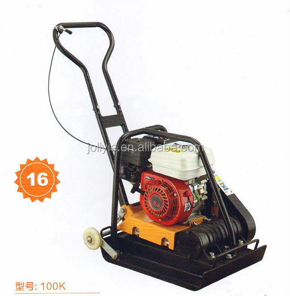 Jl 100k vibratory plate compactor construction equipment for Jl builders