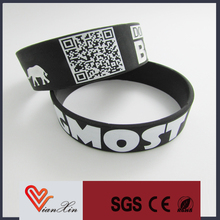 Custom watch straps of silicon , Bracelet