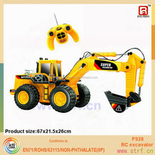 RC Construction Toy Trucks