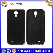 carbon fiber leather skin for samsung galaxy s4 back cover