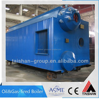 Factory Price SZS Gas&Oil Fired Industrial Steam Boiler