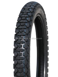 High quality motorcycle tire 300-17 with off-road pattern (own factory )