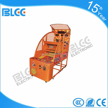 GTI Asia China Expo 2015 Children Basketball coin-oerated amusement arcade game machine for hot sale