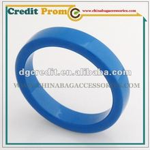 Furniture Zinc alloy metal ring with painting blues colors