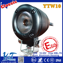 Factory outlet!10w led flood light led truck work lamp 2inch off road led lights 12v