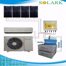 Professional 12KBTU solar energy 100% off-grid air conditioners with low price