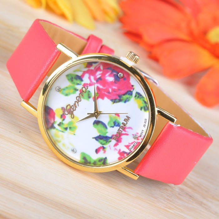 какие сейчас модные женские часы