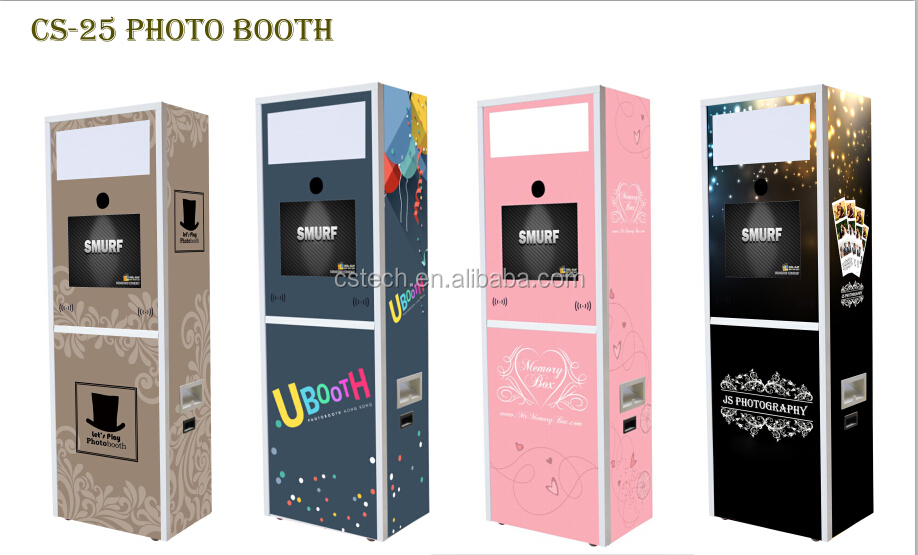 Wonderful Photo Booth With CameraPrinterTouch Screen All
