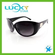 Fashion sunglasses retro 2015 high quality black cateye plastic sunglasses customize hot new products for 2015