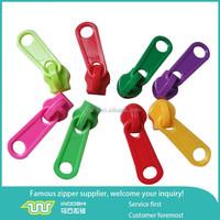 silicone zipper puller plastic zipper puller for jacket zipper slider