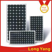 5w,10w,25w,35w,50w,70w,80w,100w mini monocrystalline poly solar pv panel