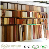 WPC interior wood decorative furniture moulding, moulded interior