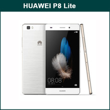 New Product HUAWEI P8 Lite Smart Phone Hisilicon Kirin 620 1.2GHz Octa Core 5.0 Inch HD Screen Android 5.0 4G LTE Cell Phone
