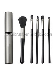 synthetic makeup brush economic makeup brush promotion cosmetic brush with top grade bag