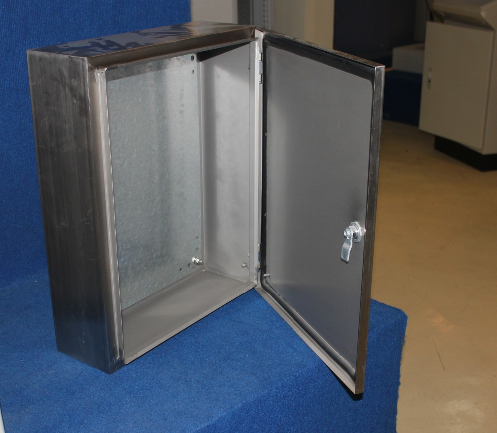 Stainless Steel And Glass Kitchen Cabinet/stainless Steel