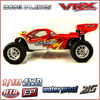 1/10th RC CAR with pertro Engine GO 18