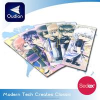 OEM Comic Image New Design Paper Bookmark 2015 New Product School Supplies