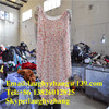 tropical wholesale used clothing lady dress,bulk used clothing for Africa from CHINA