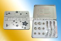 Diamond Dermabrasion Tips & Wands Set DM-012
