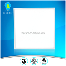 DLC UL CSA approved 2835SMD Ra80 ceiling square 40w 2x2 lights led panel